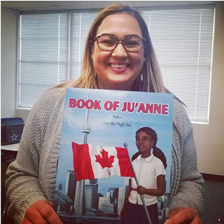 This #teacher got her #copy of #bookofju