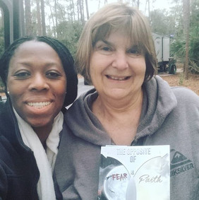 This #wonderful #lady #got #her #copy of