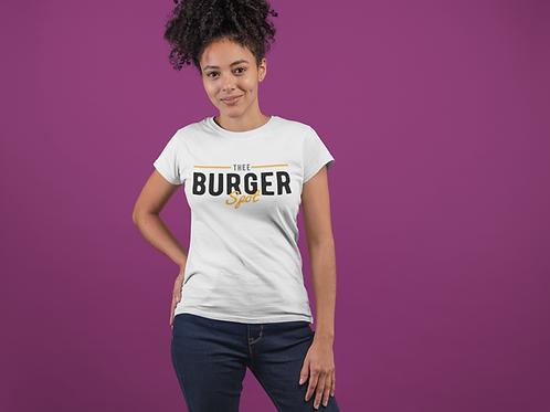 Thee Burger Spot Fan Tee