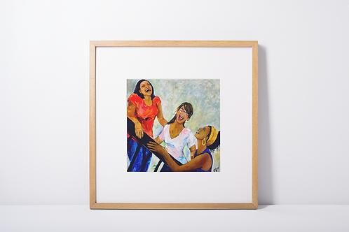 L O L Sisterhood - Prints