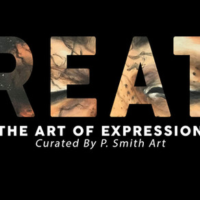 CREATE: The Art of Expression Exhibition