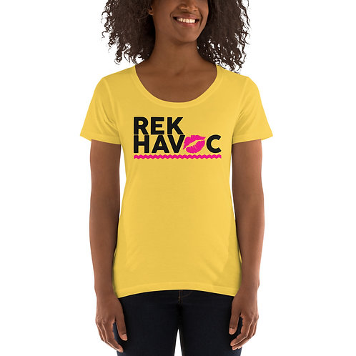 Ladies' Rek-Havoc Scoopneck T-Shirt