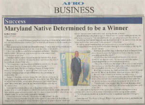 AFRO Business Newspaper