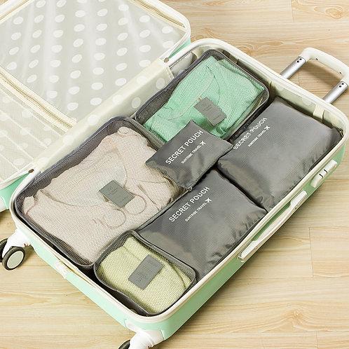 Mesh Travel Packing Cubes