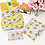 Yellow Smiley Face Travel Packing Cubes
