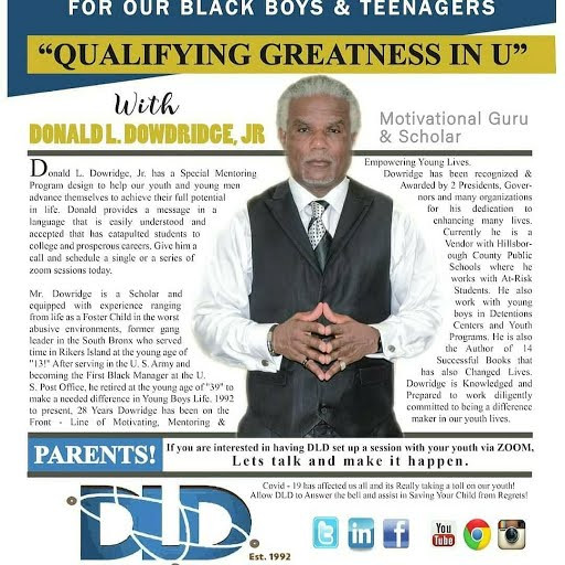 DLD Qualifying Greatness