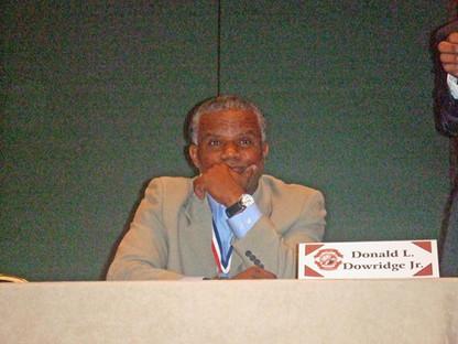 Donald L Dowridge Jr.