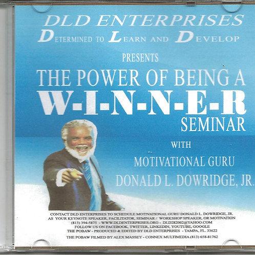 Power of Being a Winner - DVD