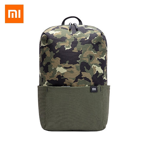 Camouflage Travel Backpack