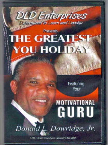 The Greatest You Holiday