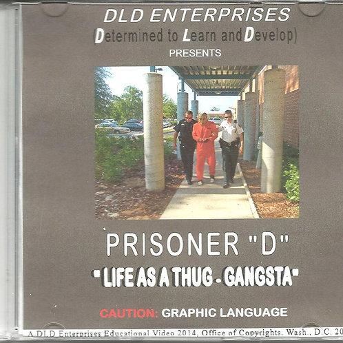 Prisoner D - DVD