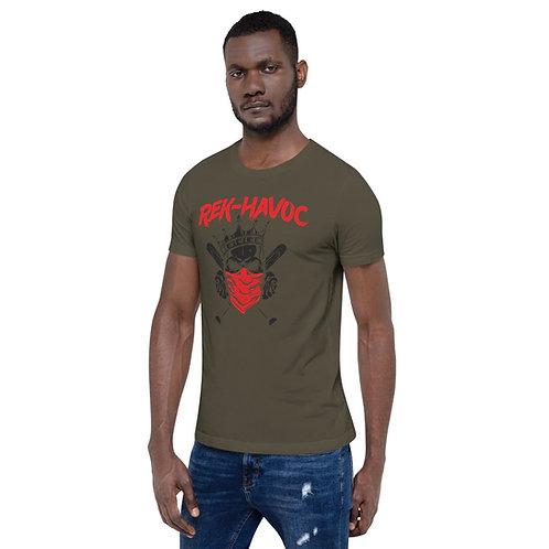 Black Skull Unisex T-Shirt