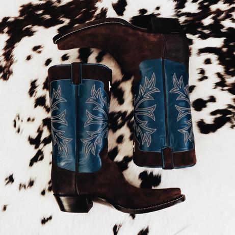 Custom Cowboy Boot