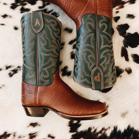 Bespoke Cowboy Boot