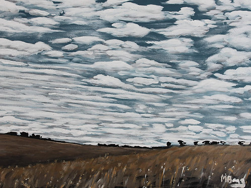 Barraba Cloudscape -Limited Edition Print