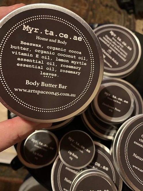 Body Butter Bar 77g