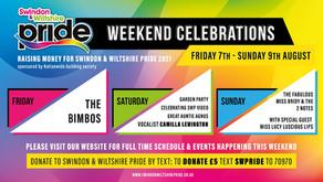 Pride Weekend
