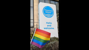 Thames Water had a Huge Boost in Stonewall's Workplace Equality Index