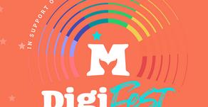 Mermaids DigiFest this Saturday - online!