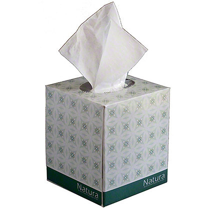 Premium Cube Box Facial Tissue