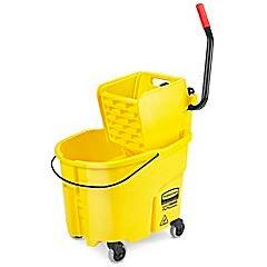 Rubbermaid Side Press 35Qt Mop Bucket