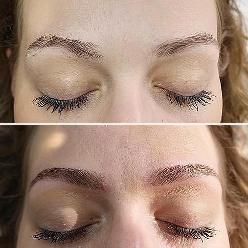 Pigmentation des sourcils