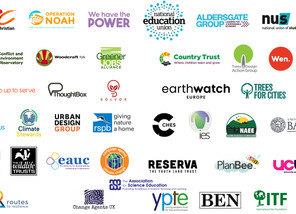 53 leading environment and education organisations write to the Chancellor