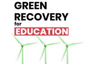 1,105 students write to Rishi Sunak calling for Green Recovery for Education