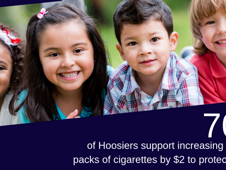 Poll: 70% of Hoosiers Support Raising Cigarette Tax