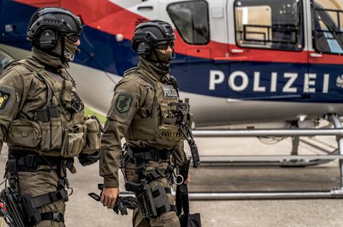 Einsatz I Polizeifotos I Cemera Photography