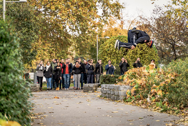 Salto I Polizeifotos I Cemera Photography