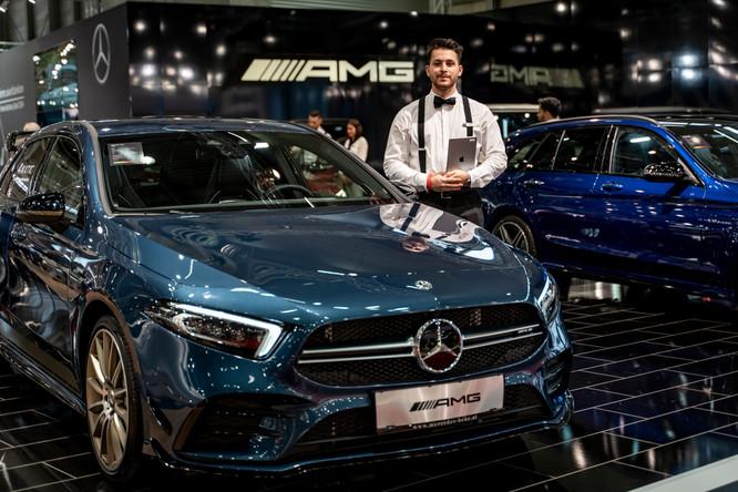 Mercedes I Autoshow I Cemera Photography