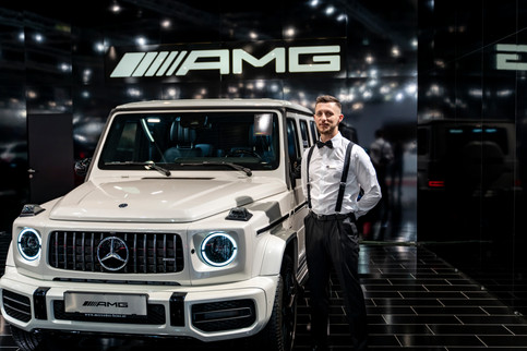 Mercedes AMG I Autoshow I Cemera Photography