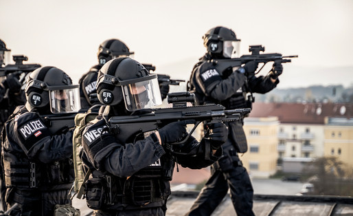Wega Einsatz I Polizeifotos I Cemera Photography