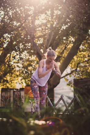 Sonnengruß I Cemera Photography