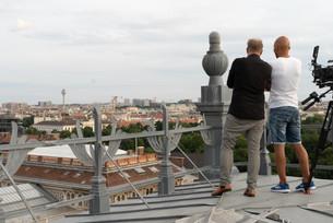Wien von oben I Sky Event I Cemera Photography