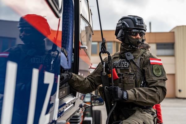 Cobra I Polizeifotos I Cemera Photography