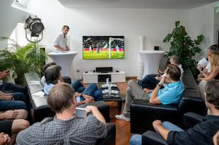 Spielanalyse I Sky Sport Event I Cemera Photography