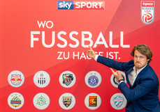 Fussball I Sky Sport Event I Cemera Photography