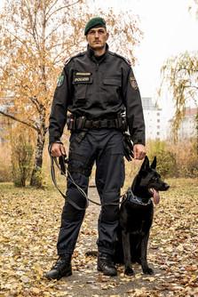Polizeihund I Polizeifotos I Cemera Photography