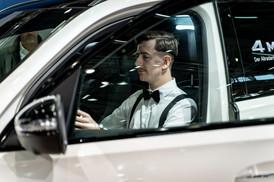 Mercedes Testen I Autoshow I Cemera Photography