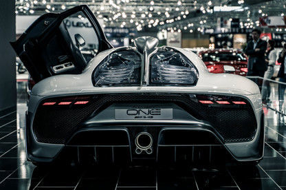 Mercedes Sport I Autoshow I Cemera Photography