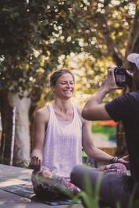 Yoga I Fotoshooting I Cemera Photography