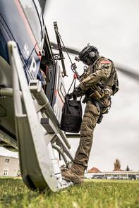 Cobra Helikopter I Polizeifotos I Cemera Photography