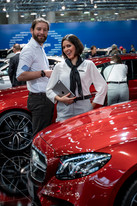 Mercedes Personal I Autoshow I Cemera Photography