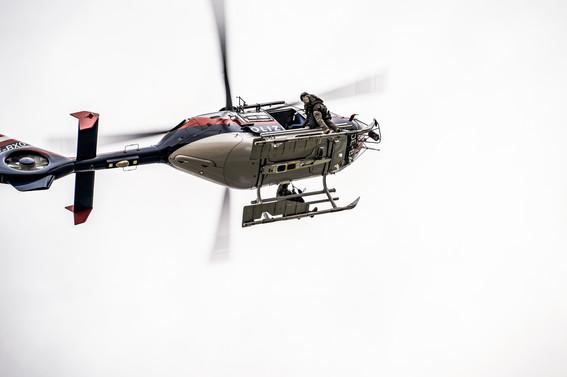 Helikopter I Polizeifotos I Cemera Photography