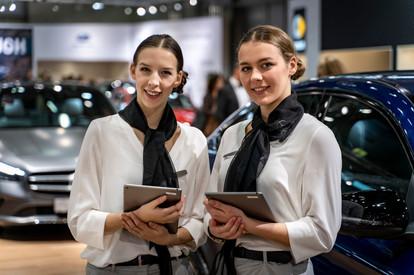 Mercedes Service I Autoshow I Cemera Photography