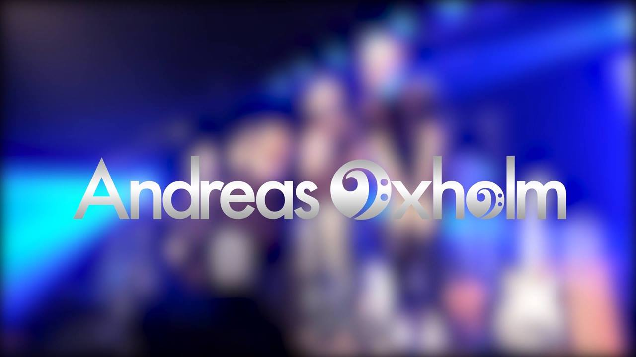 CONCERT - 25.05.2018 - Andreas Oxholm