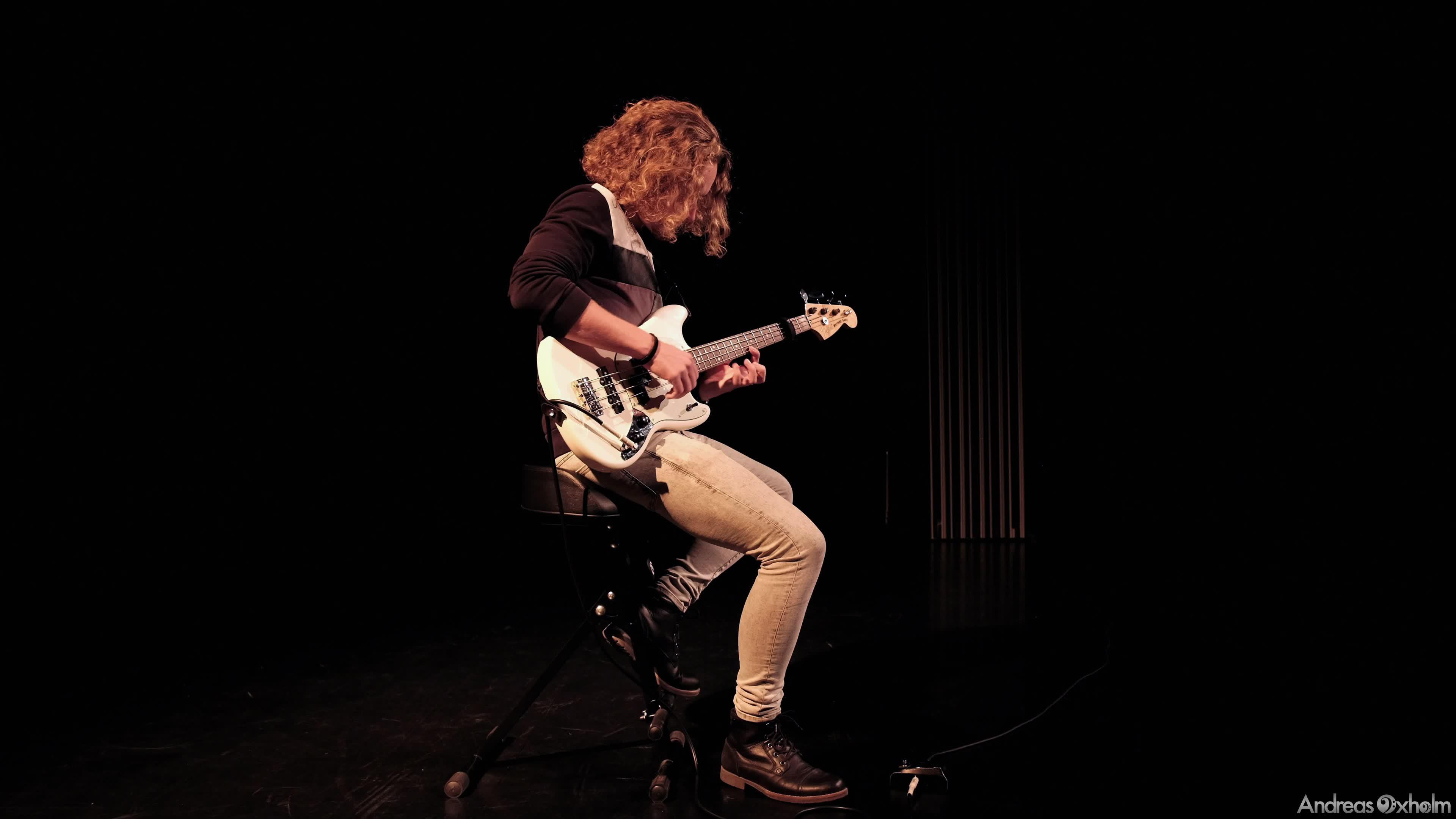 Relapse (Live) by Andreas Oxholm @ Kon-Tiki Auditorium
