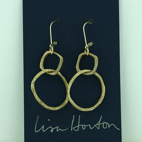 Two Loop Chain/ Bronze